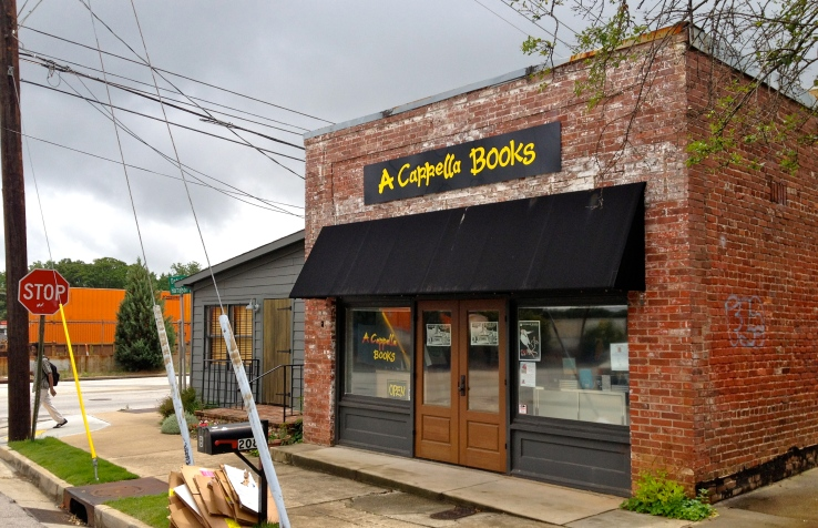 a-cappella-books