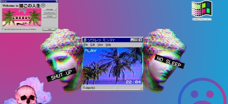 Slate Vaporwave